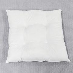 푹신한 국산 방석솜 지퍼형 빵빵한 구름솜 45x45