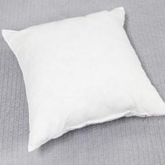 푹신한 국산 쿠션솜 지퍼형 빵빵한 구름솜 45x45