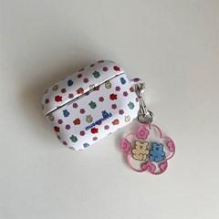 [뮤즈무드] jelly bear key ring (키링)