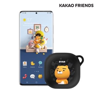 카카오프렌즈 버즈 라이브 케이스 라이언 (NFC)
