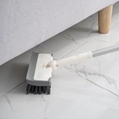 한번에 청소 끝 욕실 화장실 바닥 청소솔 브러쉬 물기 제거 스퀴지
