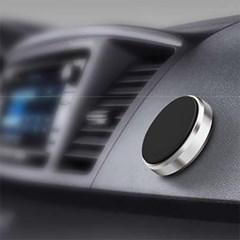 차량용 자석 스마트폰거치대 / 자동차 마그네틱홀더
