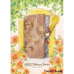 108피스 직소퍼즐 - 마녀 배달부 키키 문을 열면