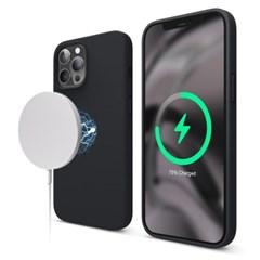 엘라고 아이폰12 프로맥스 맥세이프 실리콘 케이스