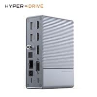[해외직구] 하이퍼드라이브 GEN2 18포트 USB-C 멀티허브