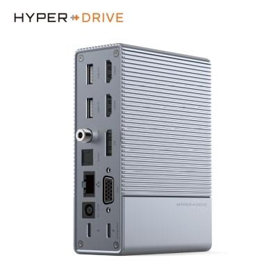 하이퍼드라이브 GEN2 USB C타입 18포트 멀티허브