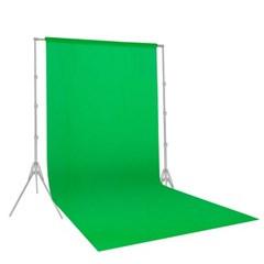 VDR-306G 프리미엄 사진영상촬영 크로마키 그린 배경천 3X6m
