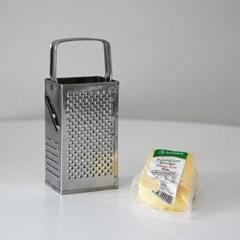 스텐 4면 치즈 그레이터 강판_(1787763)