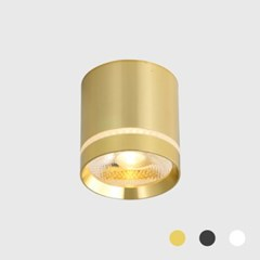 LED 직부등 라이트링 COB 10W 3000K 카페조명_(2022352)