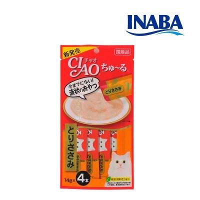 이나바 챠오츄르 닭가슴살 14g x 4p SC-73
