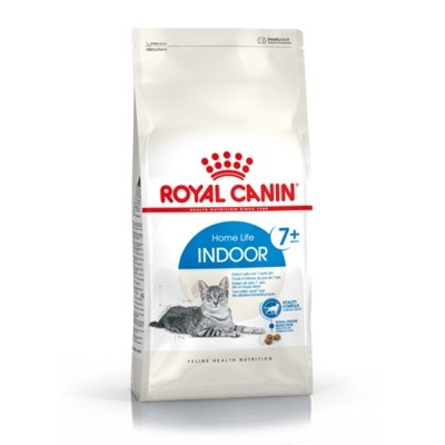 로얄캐닌 고양이사료 캣 인도어 7+ 3.5KG