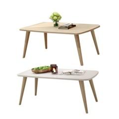 거실 좌탁 원룸 테이블 인테리어 원목 쇼파 탁자