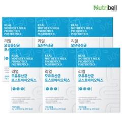 뉴트리벨 모유유산균 포스트바이오틱스 30포 6박스
