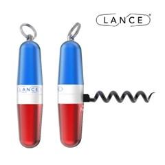 프랑스 Lance 고급 와인 오프너 코르크 스크류 소믈리에 나이프