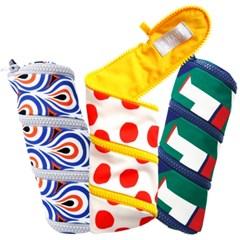 Seah zipper pouch