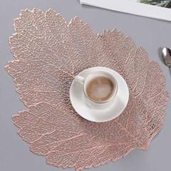 Modern Leaf 식탁 테이블 매트 4color CH1688940