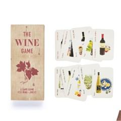 Laurence King 로렌스 킹 와인 산지 일러스트 카드 와인 게임