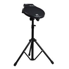 전자 드럼연습패드+스틱3조 블랙_(1852975)