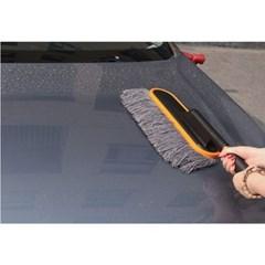 워시카 길이조절 차량먼지털이개/ 차량용먼지털이개