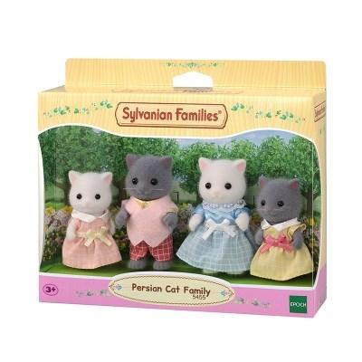 5455-페르시안 고양이 가족_(1599935)