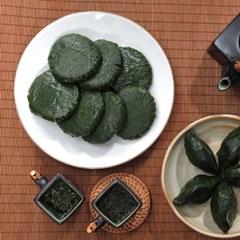 [남도장터]쫀득쫀득 모시개떡 400g x 3봉