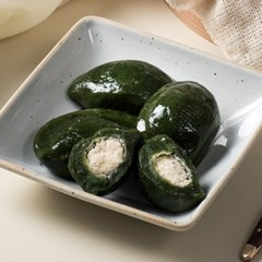 [농사랑]한산 모시 찐 송편 1.2kg(30개입) x 2봉