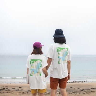 iiinXkimi&12 제주 백중날 물맞이 티셔츠