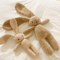 개달당 달이 애착인형 55cm 강아지 애착인형 장난감 토끼인형