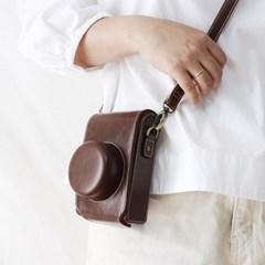 FLP 클래식 카메라 가방 케이스 파우치 후지 라이카 루믹스