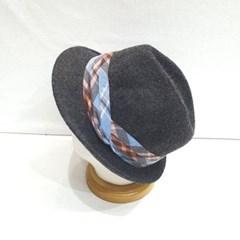 꼬임 띠 블랙 베이지 데일리 패션 페도라 중절모 모자