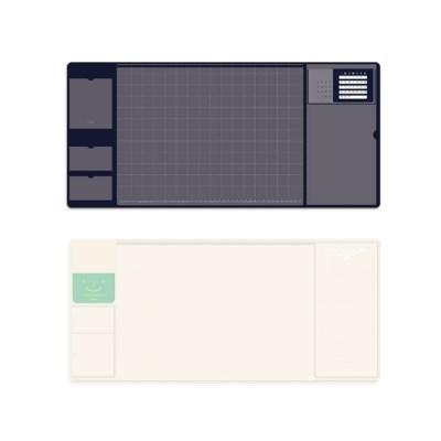책상 깔판 데스크 매트 메모 보드 마우스 패드