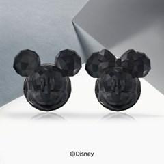 디즈니 차량용방향제 매트블랙