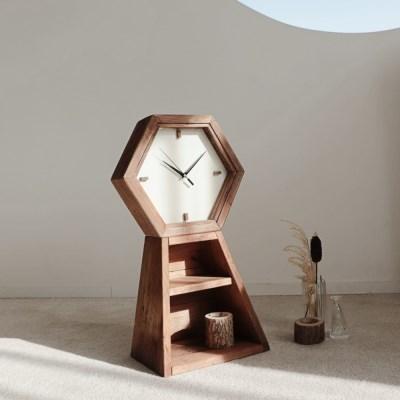까르다 뷔나스트로 시에로나 스탠딩시계 대형시계