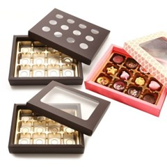 초콜릿박스 12구 옵션선택 발렌타인_(1953450)