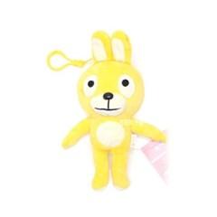 정품 취준생 토끼니 가방고리 봉제인형 16cm