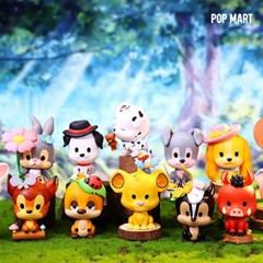 [팝마트코리아 정품 판매처] 디즈니-애니멀 시리즈_박스