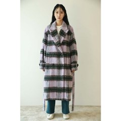 [2020AW] NO.25 Checked Classic coat
