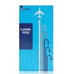 [더바붐샵] 롱텍스 콘돔 10P