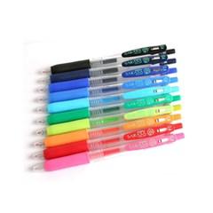 지브라 사라사 클립 젤잉크펜-0.4mm(Basic Color)