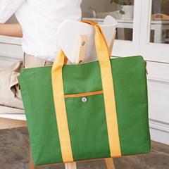 Canvas Brief bag