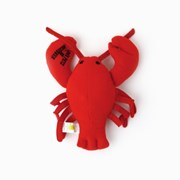 [PetToy]Squeaky Lobstar(가재)찍찍삑삑