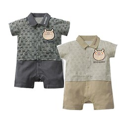 귀여운 복 돼지 롬퍼 200088(6-24개월)