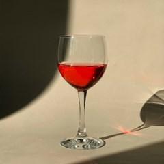 아델 레드 보르도 와인잔 220ml 2pcs