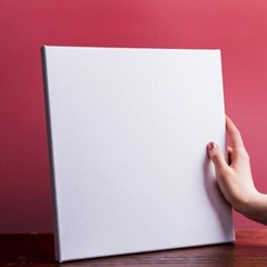 린넨 유화 캔버스(30x30cm)