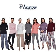 아리스토우 여성 기모티 7종 세트 여자 긴팔 티셔츠