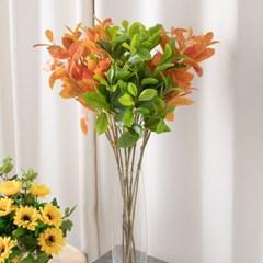 아글레오가지 80cm 조화 꽃 인테리어 장식 FAIAFT