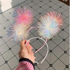 Glitter Cluster Band 글리터클러스터머리띠
