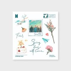 BTS Music Theme Springdays 방탄소년단 봄날