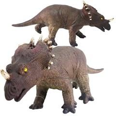 소프트 쥬라기랜드 스티라코사우르스 (대형)-공룡장난감