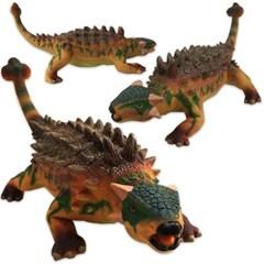 소프트 쥬라기랜드 안킬로사우르스 (대형)-공룡장난감